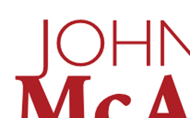 Logo and collateral for John Burrit Mcarthur